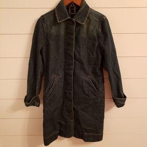 Women's Gap Blue Jean Jacket